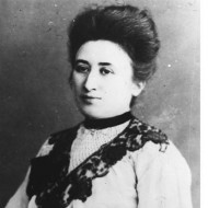 Bild 194: Rosa Luxemburg [Bundesarchiv]