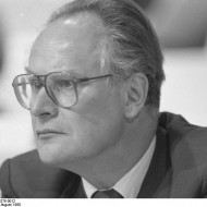 Bild 189: Peter Glotz [Bundesarchiv]
