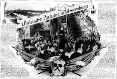 Bild 002: Erster Landesparteitag der Bayerischen SPD 1892 [Robert Hoffmann]