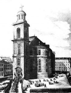 Bild 006: Paulskirche [Archiv der Sozialen Demokratie Fotoarchiv]