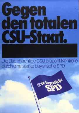 Dokumente Bild 149: Plakat der SPD 1978 [Archiv der Sozialen Demokratie]