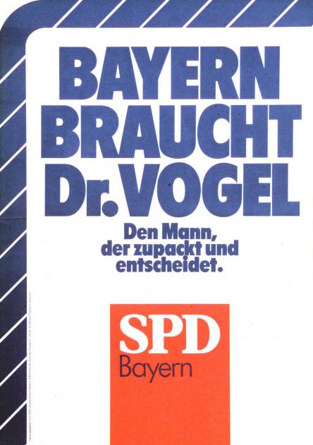 Dokumente Bild 148: Plakat der SPD 1974 [Archiv der Sozialen Demokratie]
