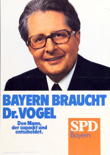 Dokumente Bild 147: Plakat der SPD 1974 [Archiv der Sozialen Demokratie]
