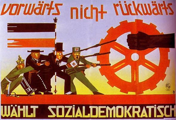 Dokumente Bild 102: Wahlplakate 1919-1932